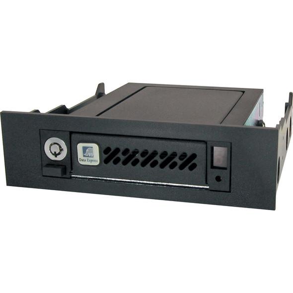 CRU Data Express 50 Drive Bay Adapter - Black - 6417-6500-0500