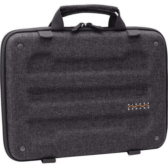 "Higher Ground Shuttle 3.0 Carrying Case for 13"" Notebook - Gray - STL3.0-13GRY"