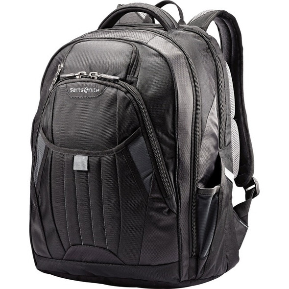 "Samsonite Tectonic 2 Carrying Case (Backpack) for 17"" Notebook - Black - 66303-1041"
