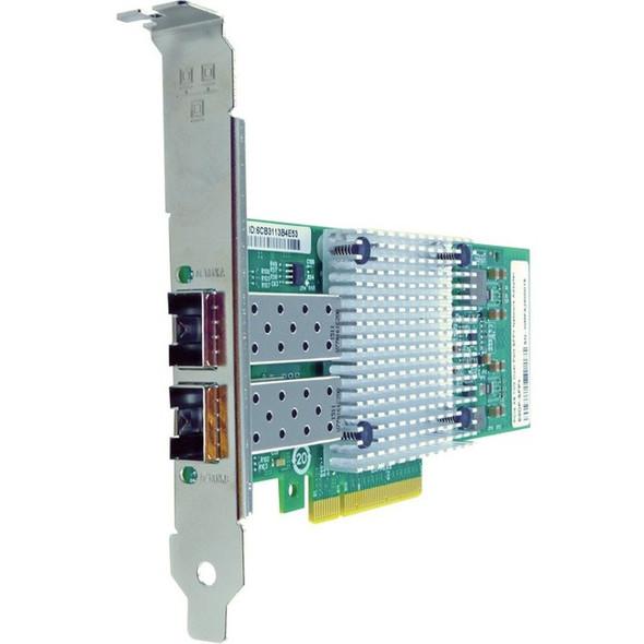 Axiom PCIe x8 10Gbs Dual Port Fiber Network Adapter for Intel - E10G42AFDA-AX