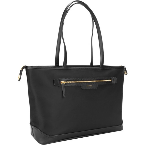 "Targus Newport TST599GL Carrying Case (Tote) for 15"" Notebook - Black - TST599GL"
