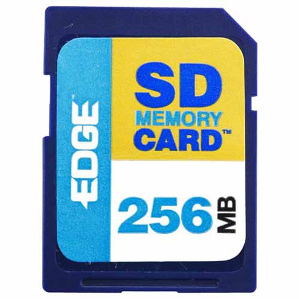 EDGE Tech 256MB Digital Media Secure Digital Card - PE189402