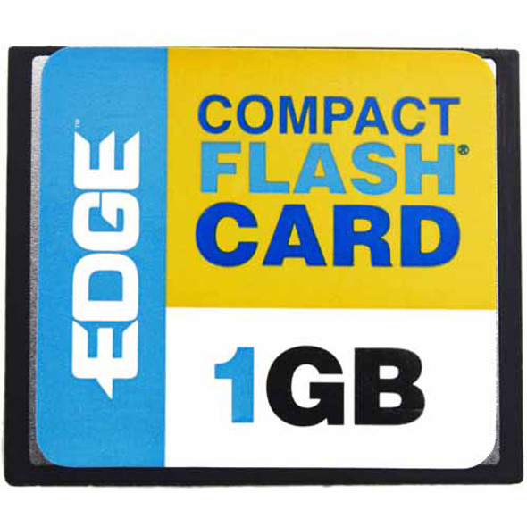 EDGE Tech 1GB Digital Media CompactFlash Card - PE188993