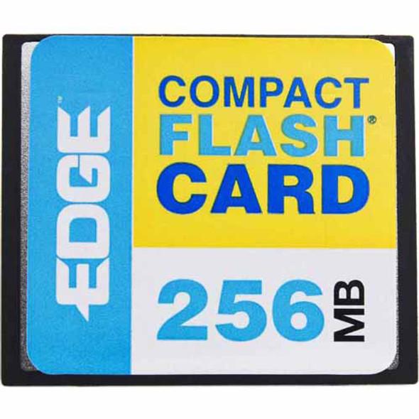 EDGE Tech 256MB Digital Media CompactFlash Card - PE179472