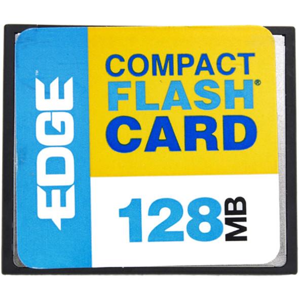 EDGE Tech 128MB Digital Media CompactFlash Card - PE179465