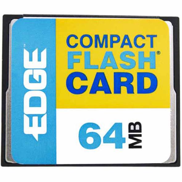 EDGE Tech 64MB Digital Media CompactFlash Card - PE179441