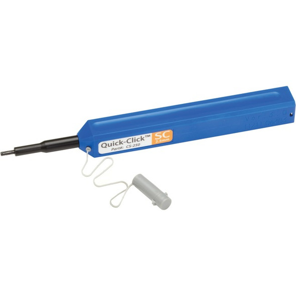 Black Box Fiber Connector Cleaning Tool - 2.5-mm - FOIBCSC-R2