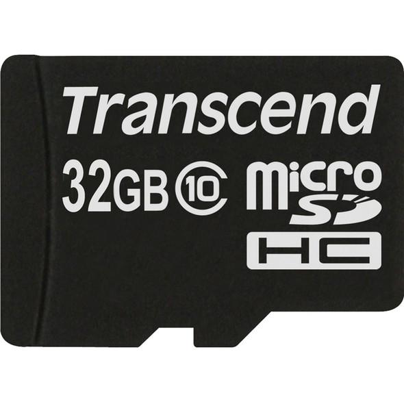 Transcend 32 GB Class 10 microSDHC - TS32GUSDC10