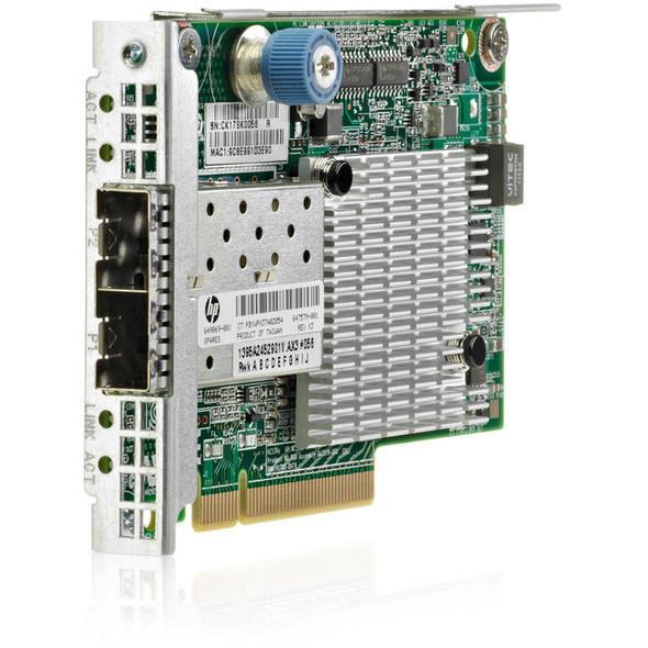 HPE FlexFabric 10Gb 2-Port 534FLR-SFP+ Adapter - 700751-B21