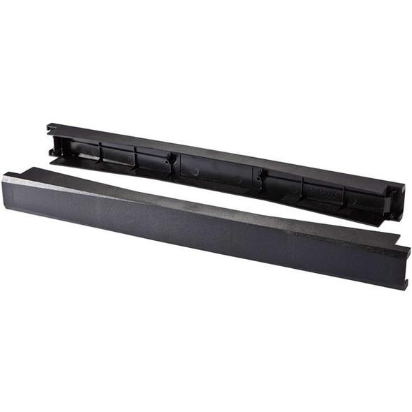 C2G 10 Pack 1U 19in Tool-Less Snap-In Filler Panel - 14601