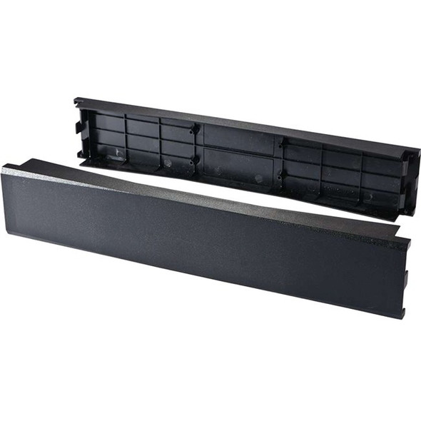 C2G 10 Pack 2U 19in Tool-Less Snap-In Filler Panel - 14602