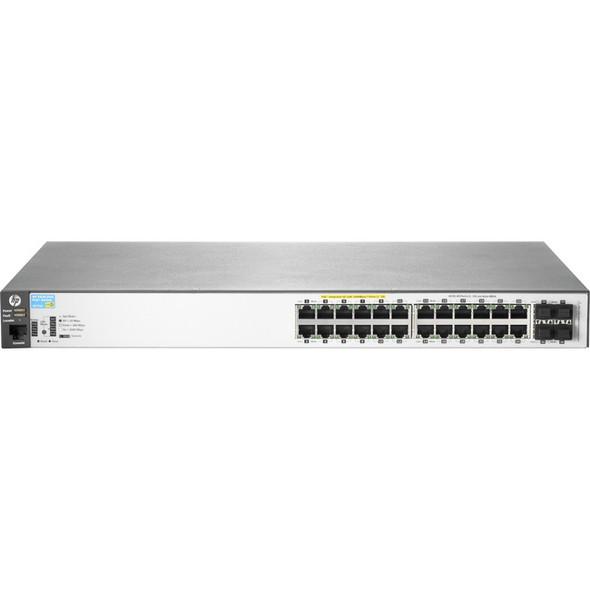 HPE 2530-24G-PoE+ Switch - J9773A#ABA