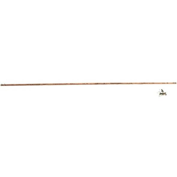 C2G 5/8 x 72in Vertical Grounding Bar Kit - 14630