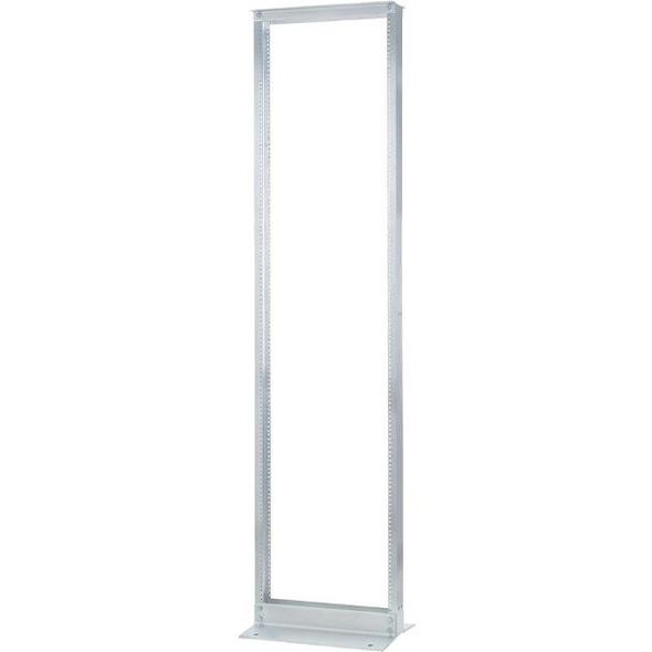 Legrand 45u 2-post Open Frame Rack Aluminum Taa - 14589