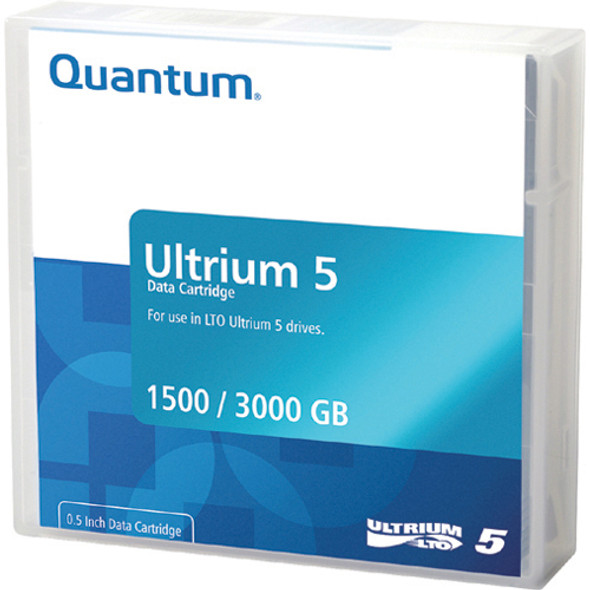 Quantum MR-L5MQN-01-10PK LTO Ultrium 5 Data Cartridge - MR-L5MQN-01-10PK