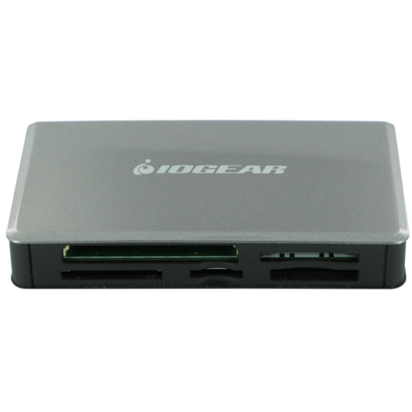 IOGEAR GFR281W6 56-in-1 Flash USB 2.0 Card Reader/Writer - GFR281W6