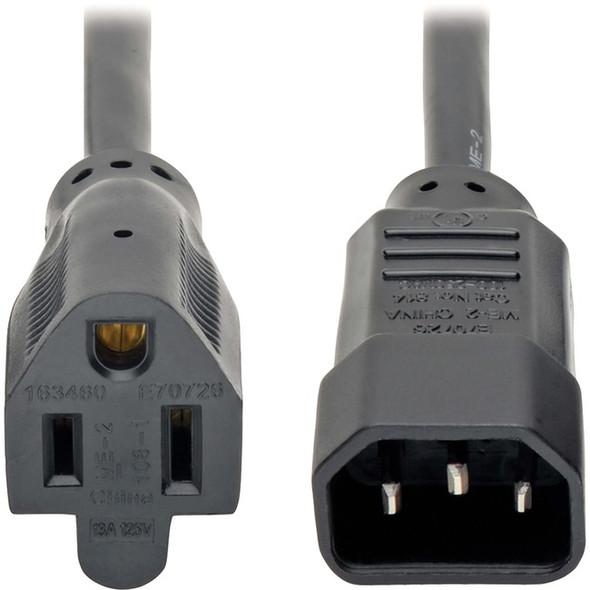 Tripp Lite Standard Computer Power Cord - P002-002-10A
