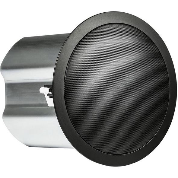 JBL Professional Control 16C/T 2-way Ceiling Mountable Speaker - 50 W RMS - Black - CONTROL 16C/T-BK