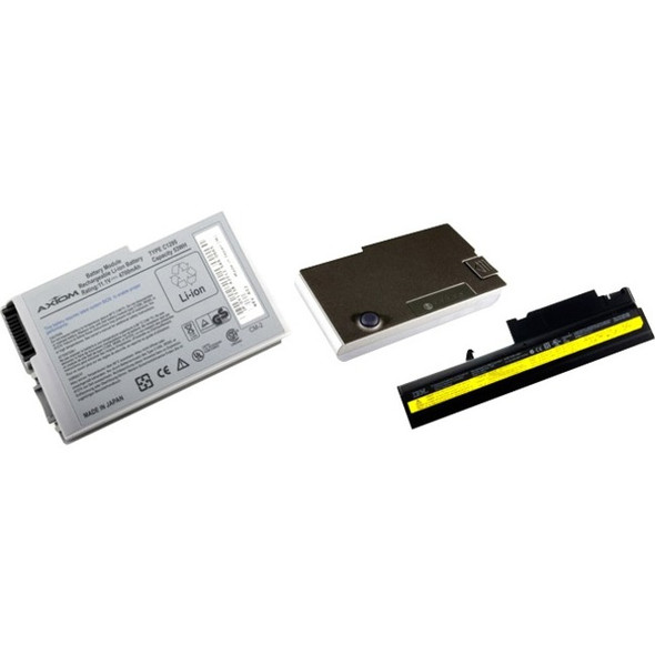 Axiom LI-ION 6-Cell Battery for Toshiba # PA3009, PA3009U, PA3009UR - PA3009U-1BAR-AX