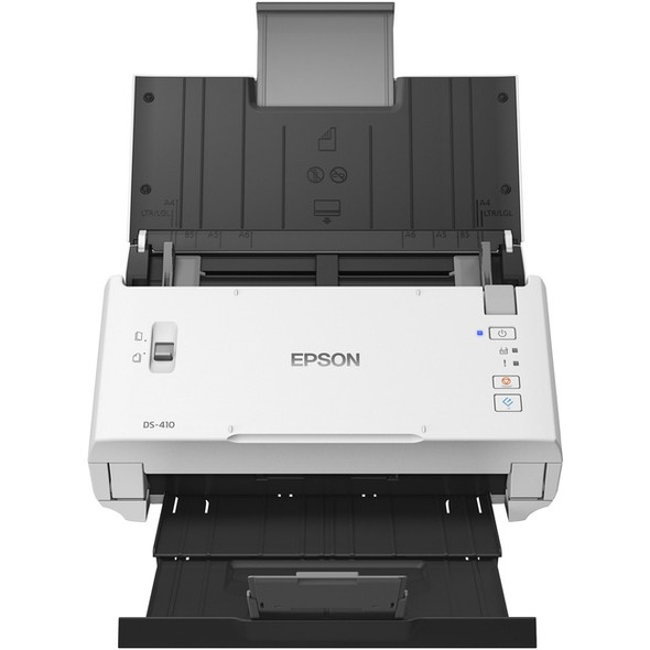 Epson DS-410 Sheetfed Scanner - 600 dpi Optical - B11B249201