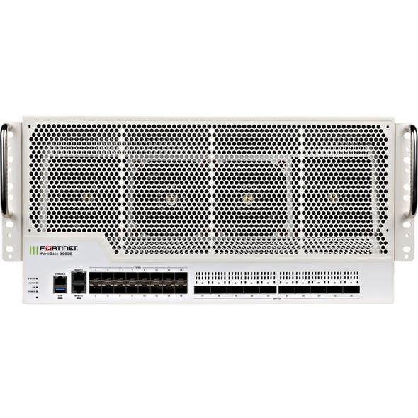 Fortinet FortiGate FG-3980E Network Security/Firewall Appliance - FG-3980E-LENC