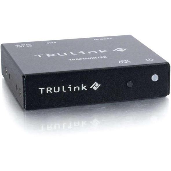 C2G TruLink VGA over Cat5 Extender Box Transmitter - 29362