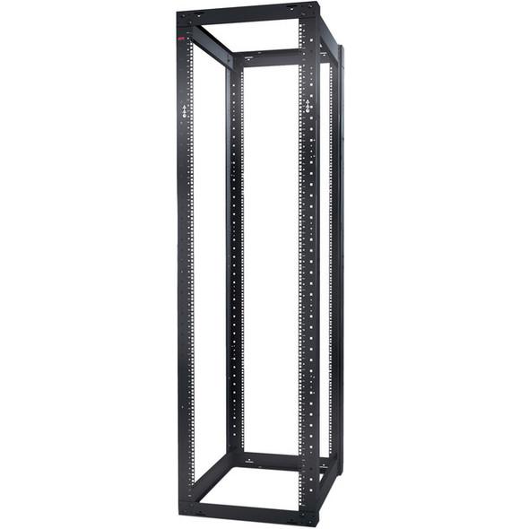 Schneider Electric NetShelter 4 Post Open Frame Rack 44U Square Holes - AR203A