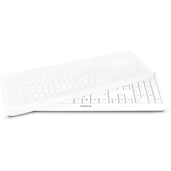 CHERRY EZClean KC1000 Covered Keyboard - EZN-0800EU-0