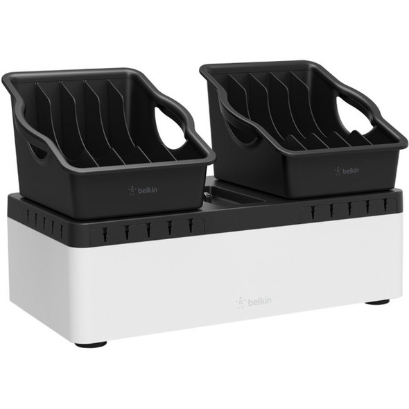 Belkin Store and Charge Go with Portable Trays (USB Compatible) - B2B160