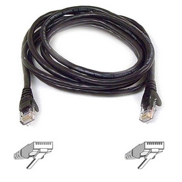 Belkin Cat6 UTP Patch Cable - A3L980-10-YLW-S
