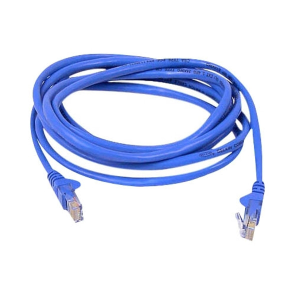 Belkin Cat. 5E Patch Cable - A3L791-03-BLU