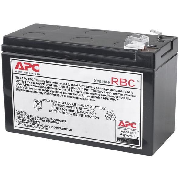 APC UPS Replacement Battery Cartridge #110 - APCRBC110