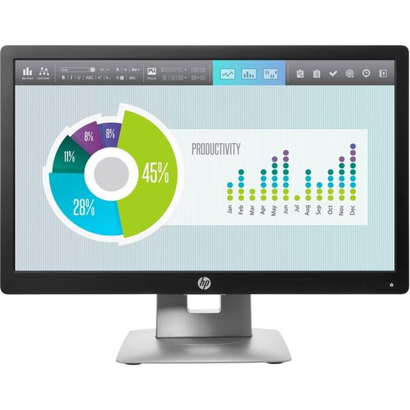 "HP Business E202 20"" HD+ LED LCD Monitor - 16:9 - M1F41A8#ABA"