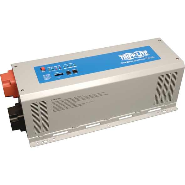 Tripp Lite 2000W APS 12VDC 230V Inverter / Charger w/ Pure Sine-Wave Output Hardwired - APSX2012SW