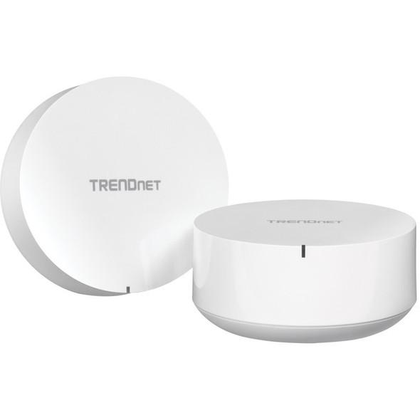 TRENDnet TEW-830MDR2K IEEE 802.11ac Ethernet Wireless Router - TEW-830MDR2K