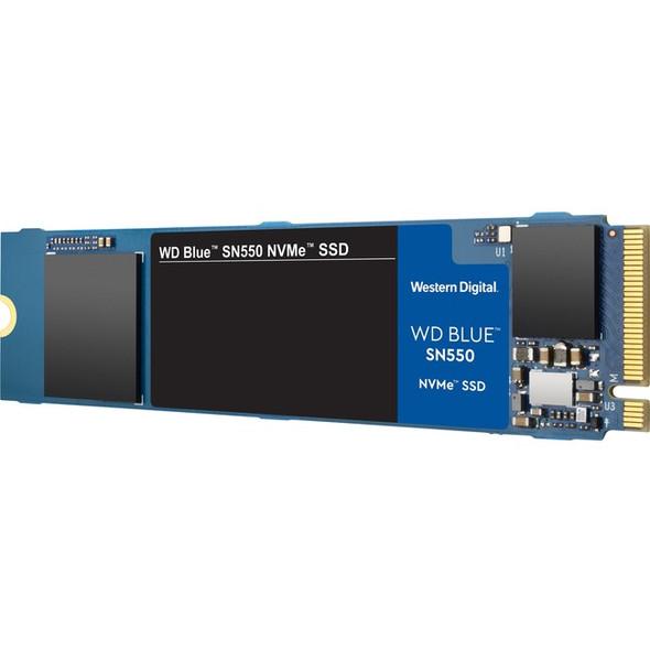 WD Blue SN550 WDS250G2B0C 250 GB Solid State Drive - M.2 2280 Internal - PCI Express (PCI Express 3.0 x4) - WDS250G2B0C