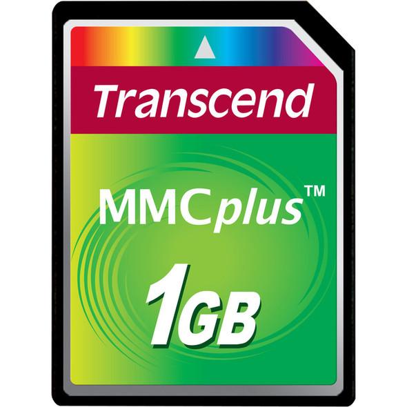 Transcend 1GB MMCplus - TS1GMMC4