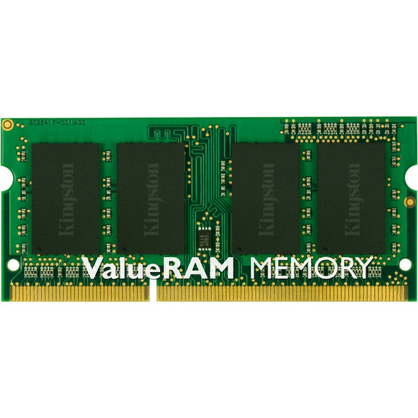 Kingston ValueRAM 2GB DDR3 SDRAM Memory Module - KVR13S9S6/2