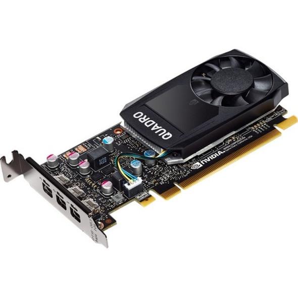 PNY Quadro P400 Graphic Card - 2 GB GDDR5 - Low-profile - VCQP400-PB