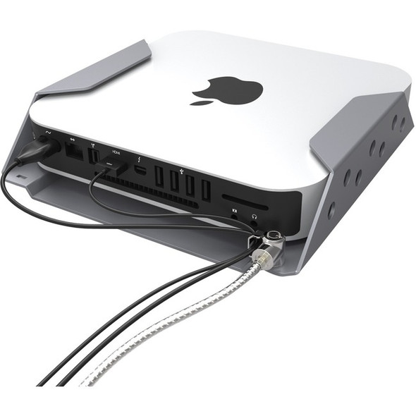 Mac Mini Secure Mount Enclosure with Lockable Head - MMEN76