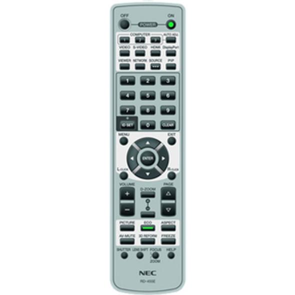 NEC Display RMT-PJ33 Device Remote Control - RMT-PJ33