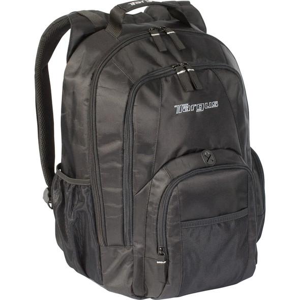"""Targus Groove Carrying Case (Backpack) for 15.4"""" Notebook - Black - CVR600"""