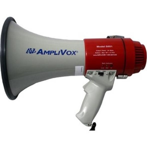 AmpliVox S601R - Mity-Meg 15-Watt Rechargeable Megaphone - S601R