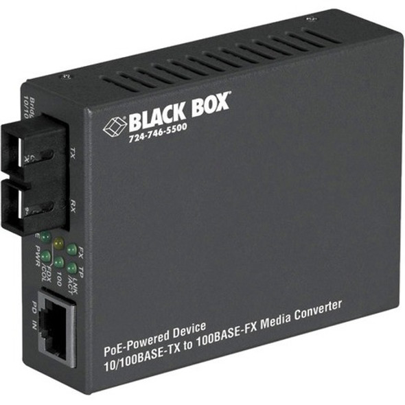 Black Box LPD504A Transceiver/Media Converter - LPD504A