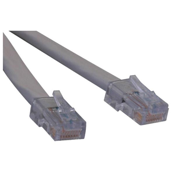 Tripp Lite 3ft T1 RJ48C Shielded Cross-Over Patch Cable RJ45 M/M 3' - N266-003