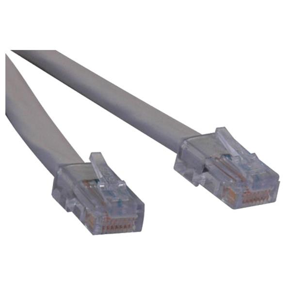 Tripp Lite 10ft T1 RJ48C Shielded Straight Through Patch Cable RJ45 M/M 10' - N265-010