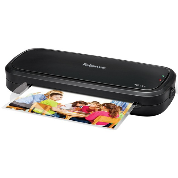 Fellowes M5-95 Laminator with Pouch Starter Kit - 5737601
