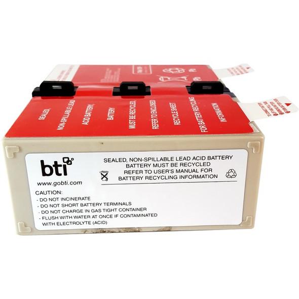 BTI Replacement Battery RBC123 for APC - UPS Battery - Lead Acid - APCRBC123-SLA123