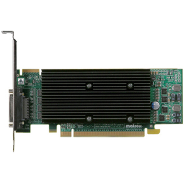 Matrox M9140-E512LAF M9140 Graphic Card - 512 MB DDR2 SDRAM - M9140-E512LAF