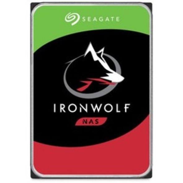 """Seagate IronWolf ST8000VN004 8 TB Hard Drive - 3.5"""" Internal - SATA (SATA/600) - ST8000VN004"""